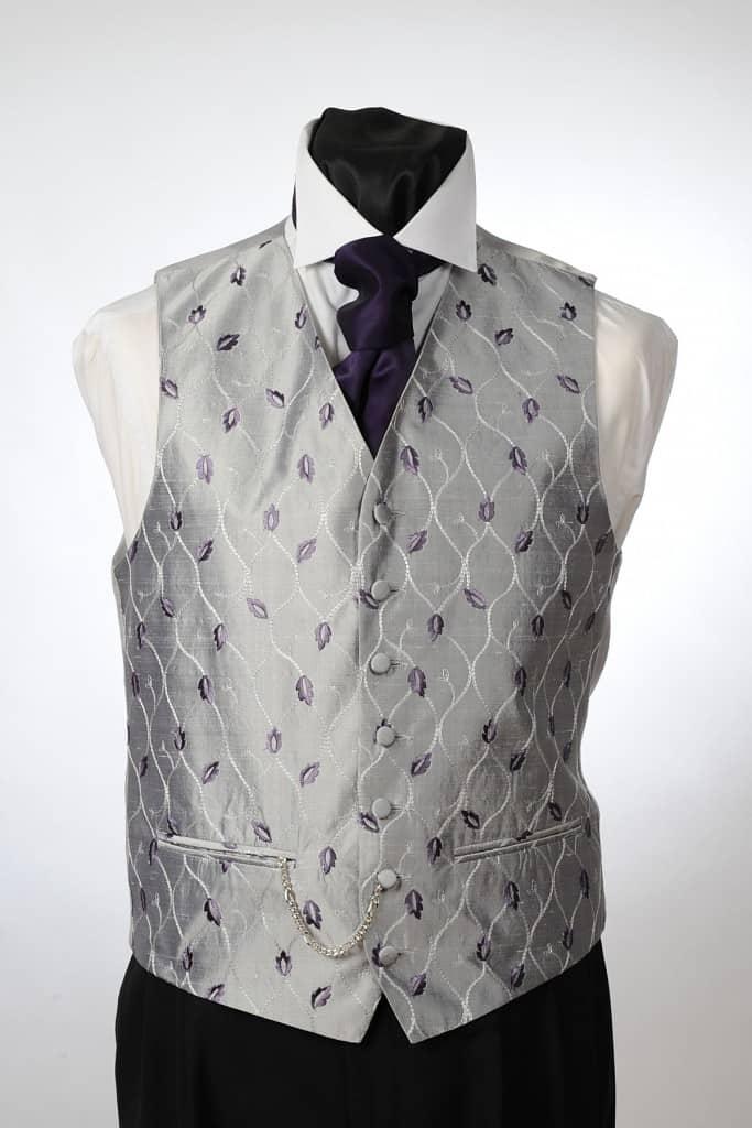 wedding suit hire Newbury waistcoats