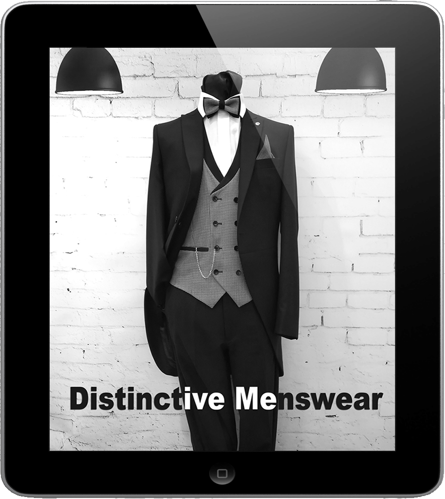 Garry Andrew Distinctive Menswear Swindon