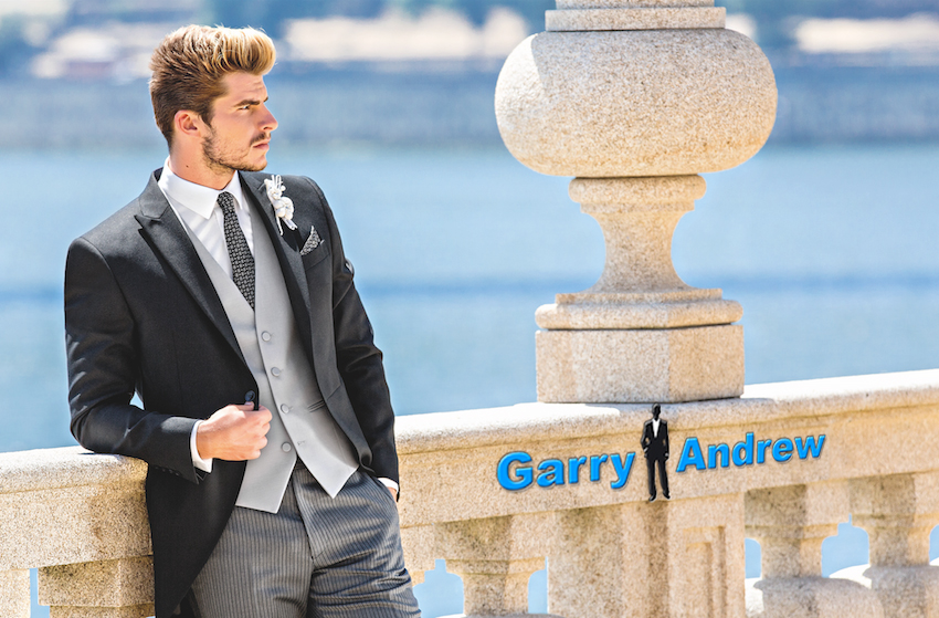 Garry Andrew Suit Hire Swindon Torre collection 2018