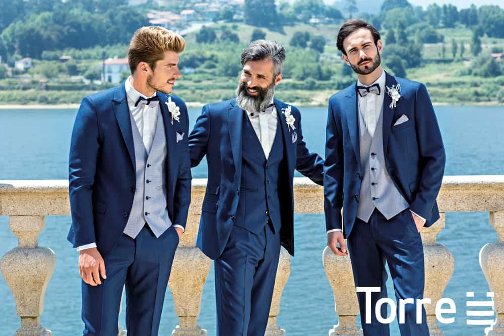Garry Andrew Torre Suits