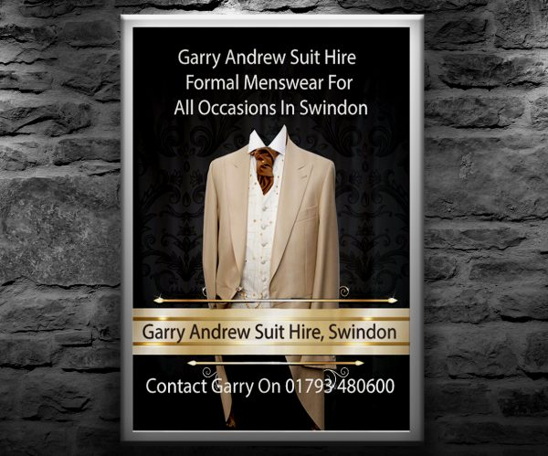 Garry Andrew Suit Hire Wiltshire