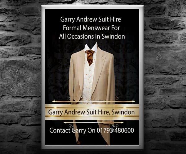 Garry Andrew Suit Hire Wiltshire